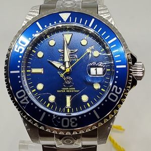 Invicta 47mm Grand Diver Automatic Watch